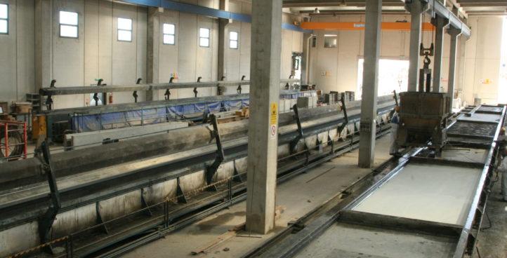 Prefabbricazione e installazione capannoni
