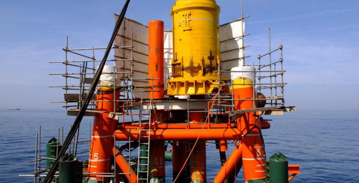 Ponteggi offshore